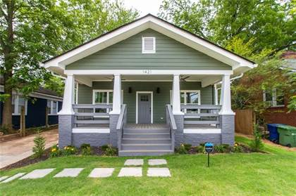Residential for sale in 1421 Boulevard SE, Atlanta, GA, 30315