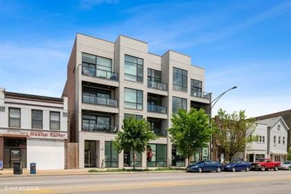 Residential Property for sale in 2550 West FULLERTON Avenue 2B, Chicago, IL, 60647