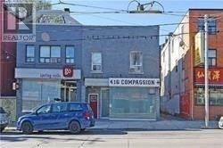 Retail Property for sale in 350 BROADVIEW AVE, Toronto, Ontario, M4M2H1