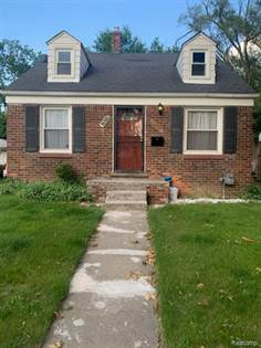 Residential Property for sale in 16582 HUBBELL Street, Detroit, MI, 48235