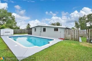 Single Family for sale in 5817 Park Dr, Margate, FL, 33063