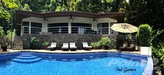 Propiedad residencial en venta en 1.27 ACRES - 4 Bedroom Modern Ocean View Home In Gated Community With Paved Roads!!!, Dominical, Puntarenas