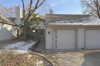 Townhouse for sale in 5983 N Bellefontaine Avenue, Gladstone, MO, 64119