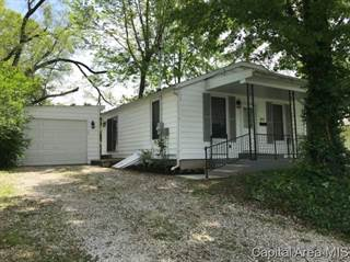 Single Family for sale in 421 Kentucky, Jacksonville, IL, 62650