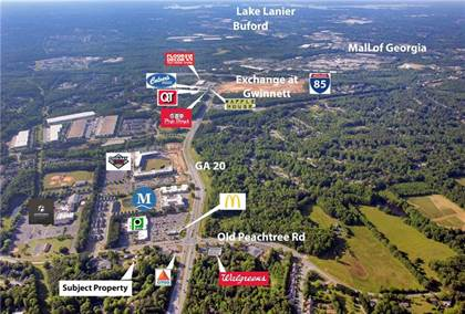 Lots And Land for sale in 1087 Old Peachtree Road, Lawrenceville, GA, 30043