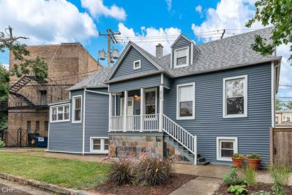 Residential Property for sale in 4519 North Oakley Avenue, Chicago, IL, 60625