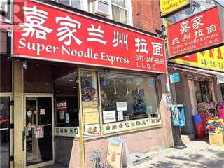 Comm/Ind for sale in 358 SPADINA Avenue , Toronto, Ontario