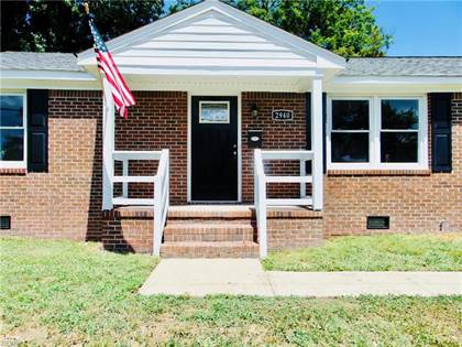 Residential Property for sale in 2940 E Princess Anne Road, Norfolk, VA, 23504