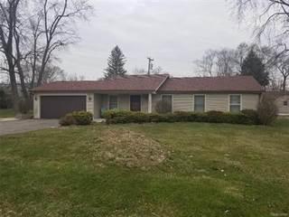 Single Family for sale in 1980 S LAKE Court, Novi, MI, 48377