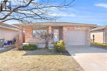 Single Family for sale in 2155 MCKAY AVENUE, Windsor, Ontario, N9B3X4
