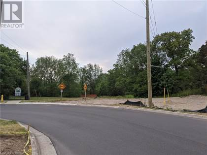 Vacant Land for sale in 171 PARKSIDE Drive, Brantford, Ontario, N3T4S3