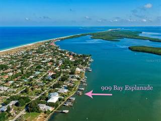 Single Family for sale in 909 BAY ESPLANADE, Clearwater Beach, FL, 33767