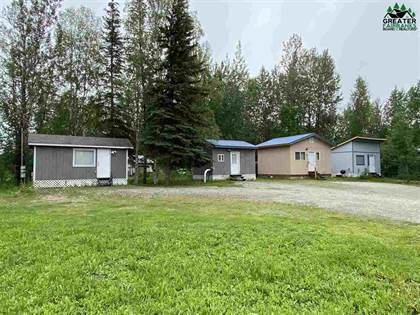 Multifamily for sale in 1068 VICTOR STREET 1068/1066/1070/1072 Unit A/1072 Unit B Victor St., North Pole, AK, 99705