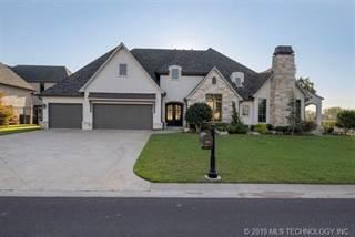 Single Family for sale in 12011 S Lakewood Avenue, Tulsa, OK, 74137