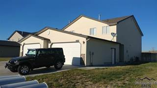 Townhouse for sale in 1714 NE Cinder Loop, Mountain Home, ID, 83647