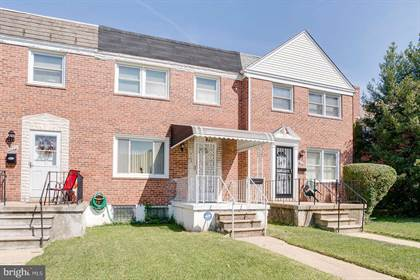 Residential Property for sale in 4734 SHAMROCK AVENUE, Baltimore City, MD, 21206
