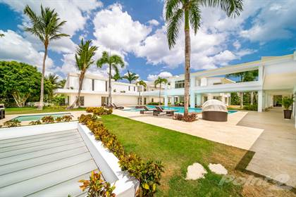 Residential Property for sale in Modern and Open-Aired Beach Home 6BR Next to Playa Minitas, Casa De Campo, La Romana