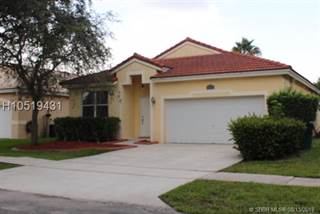 Residential Property for sale in 13445 SW 22nd St, Miramar, FL, 33027