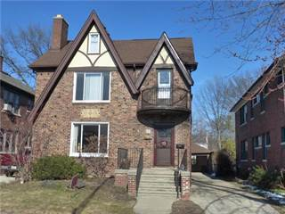 Multi-family Home for sale in 1378 SOMERSET Avenue, Grosse Pointe Park, MI, 48230