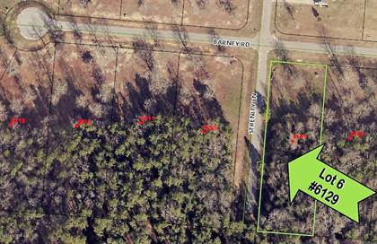 Lots And Land for sale in 6129 Barney Road, Elm City, NC, 27822