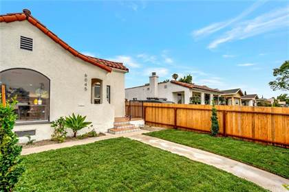 Residential Property for sale in 6045 7th Avenue, Los Angeles, CA, 90043