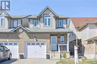 Single Family for sale in 136 PERIWINKLE Street, Kitchener, Ontario