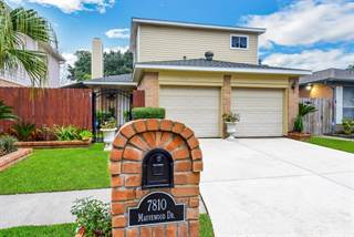 Single Family for rent in 7810 Mauvewood Drive, Houston, TX, 77040