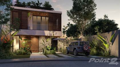 Residential Property for sale in 3 Bedroom house in Pure Tulum- Aldea Premium- COPAL, Tulum, Quintana Roo