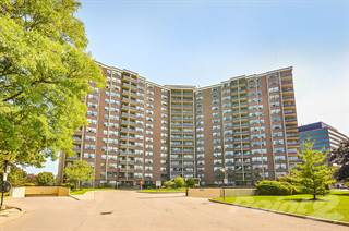 Condo for sale in 451 The West Mall Ave, Toronto, Ontario