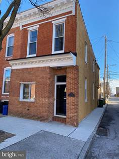 Residential Property for sale in 213 E FORT AVENUE, Baltimore City, MD, 21230