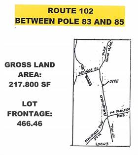 Lots And Land for sale in 0 Plainfield Pike, Clayville, RI, 02825
