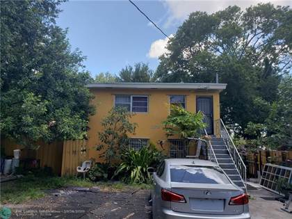 Multifamily for sale in 3376 NW 49th St, Miami, FL, 33142