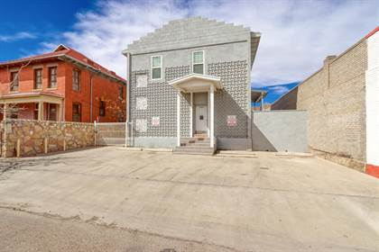 Residential Property for sale in 2315 Myrtle Avenue, El Paso, TX, 79901