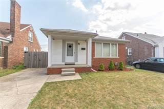 Single Family for sale in 13249 SYCAMORE Street, Southgate, MI, 48195