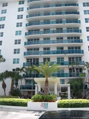 Condo for sale in 7501 E Treasure Dr 1A, North Bay Village, FL, 33141