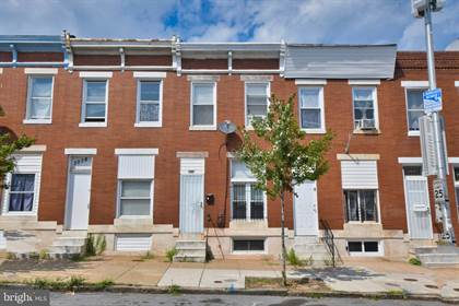 Residential for sale in 3030 E MONUMENT STREET, Baltimore City, MD, 21205