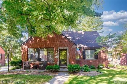 Residential Property for sale in 1367 KENSINGTON Avenue, Grosse Pointe Park, MI, 48230