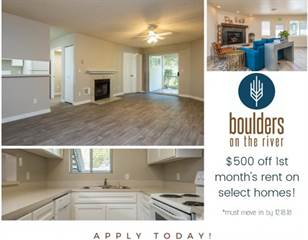 Apartment for rent in Boulders on the River - One Bedroom, Eugene, OR, 97401