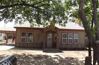 Single Family for sale in 120 NW Avenue D, Hamlin, TX, 79520