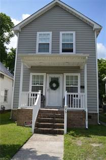 Residential Property for sale in 26 Hobson Street, Portsmouth, VA, 23704