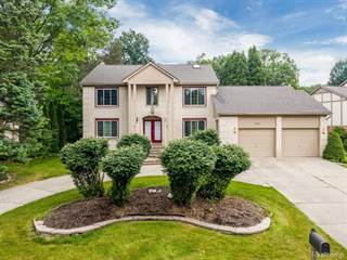 Single Family for rent in 2848 RIVER TRAIL Drive, Rochester Hills, MI, 48309