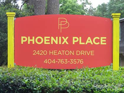 Apartment for rent in 2420 Heaton Dr, East Point, GA, 30344