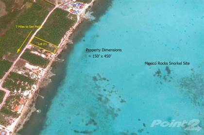 Lots And Land for sale in Northern Beachfront Bargain, Ambergris Caye, Belize