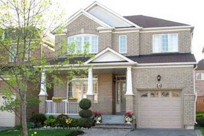Residential Property for rent in 4 Belgrave Sq, Markham, Ontario, L6C2T1