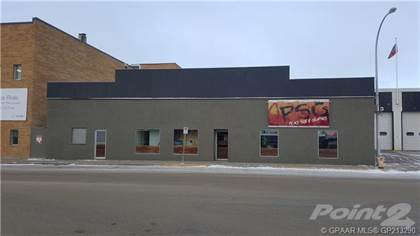 Commercial for sale in 10012 100 Avenue, Peace River, Alberta, T8S 1J3