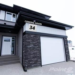 Condominium for sale in 5301 Beacon DRIVE 34, Regina, Saskatchewan, S4W 0R6