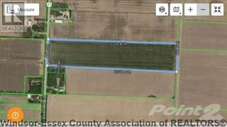 Land for sale in V/L COUNTY RD 17, Windsor, Ontario