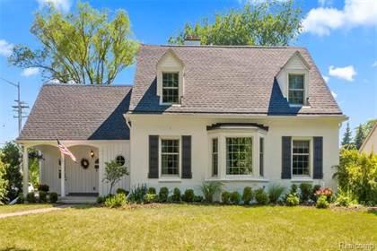 Residential Property for sale in 681 Hampton Road, Grosse Pointe Woods, MI, 48236