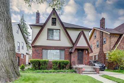 Residential Property for sale in 16547 La Salle Avenue, Detroit, MI, 48221