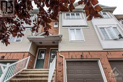 229 GERSHWIN PRIVATE,    Ottawa,OntarioK2H1G6 - honey homes
